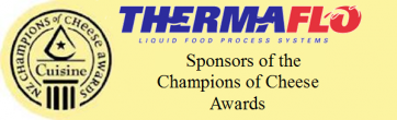 Thermaflo, Sponsors of the Champions of Cheese Awards