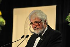 Russell Smith, Master Judge at New Zealand Champions of Cheese Awards